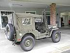 1952 Willys M38 Picture 2