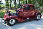 1933 Chevrolet 5 Window Coupe Picture 2