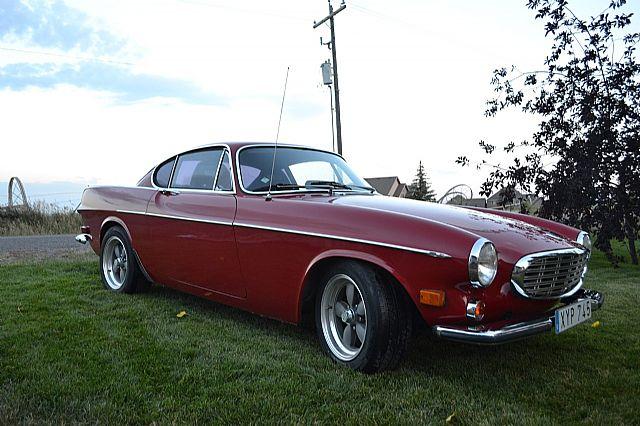 1968 Volvo P1800 For Sale Lakeport, California