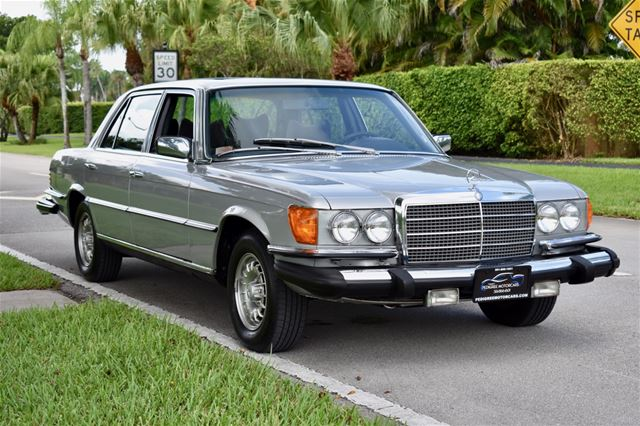Unimog For Sale Florida >> 1979 Mercedes 450SEL For Sale Delray Beach, Florida