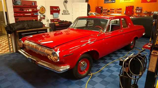 1963 Dodge 330 Max Wedge For Sale North Hollywood, California