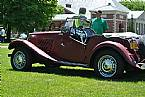 1950 MG TD Picture 2