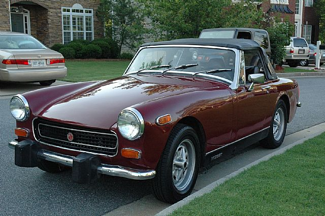 Georgia mg midget