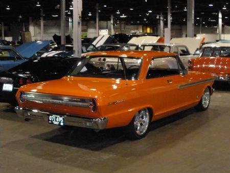 1963 Pontiac Beaumont Acadian For Sale Saginaw Michigan