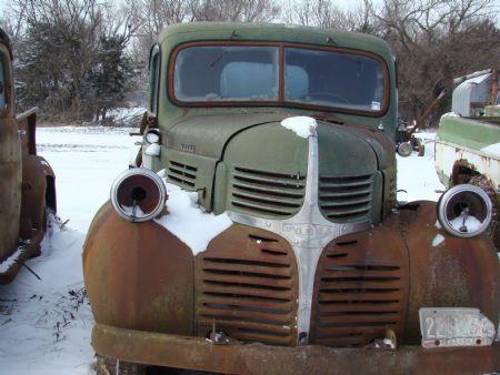 1947 Dodge Pickup For Sale Wilber, Neska