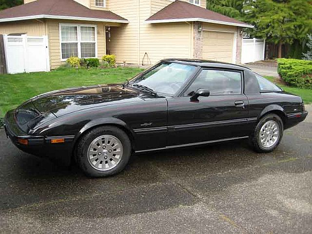 mazda rx7 1985. mazda rx7 1985 by for sale hillsboro oregon