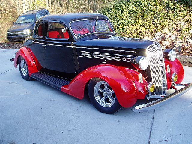 1936 dodge 5 window coupe for sale mcminnville tennessee