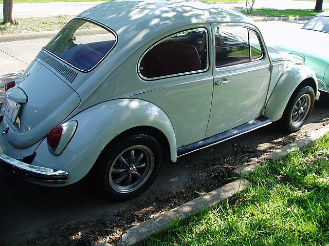 1969 Volkswagen Beetle For Sale Houston Texas