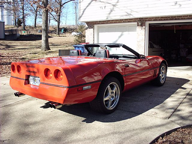 1989 chevrolet corvette for sale cabool missouri. Cars Review. Best American Auto & Cars Review
