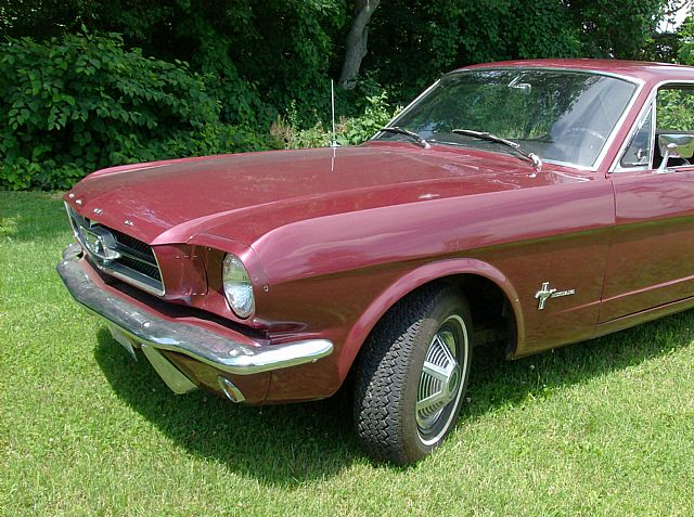 1965 ford mustang for sale bethesda ohio. Black Bedroom Furniture Sets. Home Design Ideas