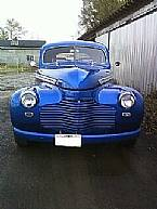 1941 Chevrolet Business Coupe Picture 2
