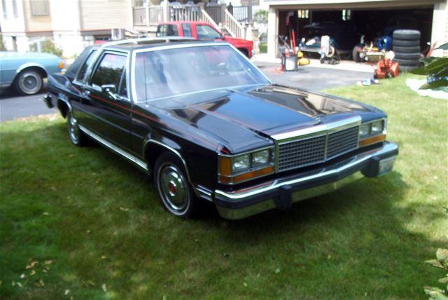 1981 Ford Crown Victoria Ltd For Sale La Grange Illinois