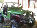 1982 Jeep CJ7 Picture 2