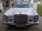 1971 Mercedes 280SEL Picture 2