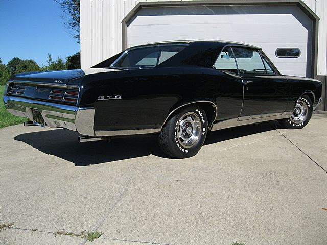 1967 Pontiac GTO For Sale Louisville, Kentucky