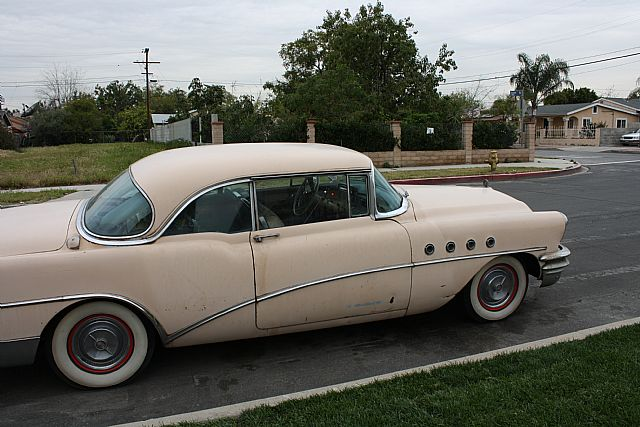 1955 buick roadmaster for sale los angeles california. Cars Review. Best American Auto & Cars Review