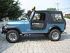 1986 Jeep CJ7 Picture 2