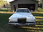 1979 Lincoln Continental Picture 2