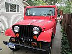 1970 Jeep DJ5A Picture 2