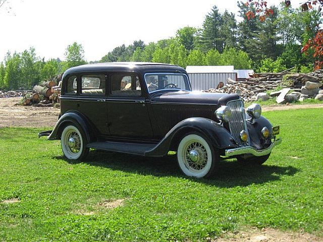 1934 plymouth sedan for sale peru maine for 1934 plymouth 4 door sedan for sale