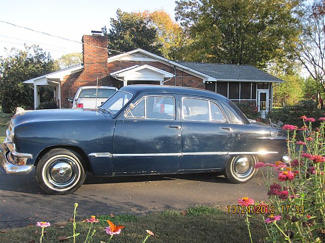 1950 ford deluxe for sale cleveland tennessee for 1950 ford 4 door