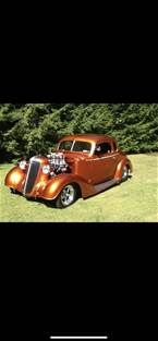 1936 Chevrolet 5 Window Coupe Picture 2