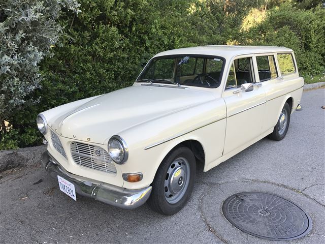 1966 volvo amazon wagon for sale inland empire california. Black Bedroom Furniture Sets. Home Design Ideas