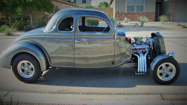1936 ford coupe for sale sun city west arizona. Black Bedroom Furniture Sets. Home Design Ideas