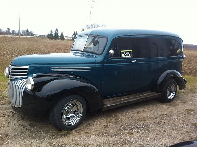 1946 Chevy Truck For Sale Craigslist 1946 chevrolet panel truck for
