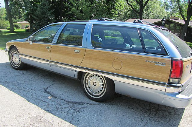 1992 buick roadmaster estate wagon for sale hales corners wisconsin collector car ads