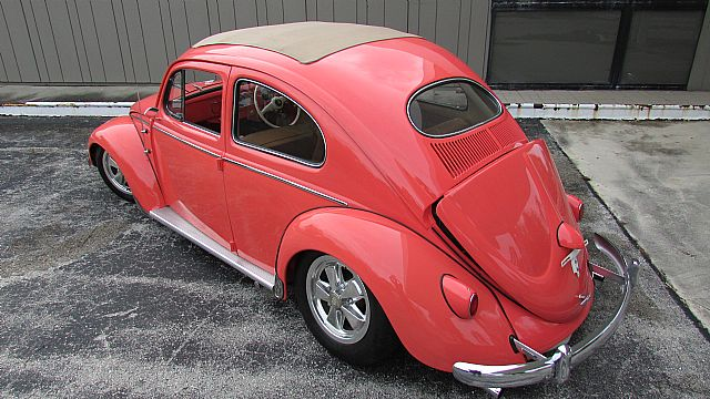 1965 Volkswagen Beetle For Sale Fort Myers, Florida