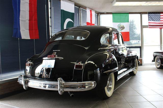 1948 dodge 4 door sedan for sale lynden washington for 1948 dodge 2 door sedan