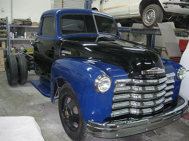 Trucks For Sale In Wv >> 1950 Chevrolet 6100 Dually Truck For Sale Riverside ...