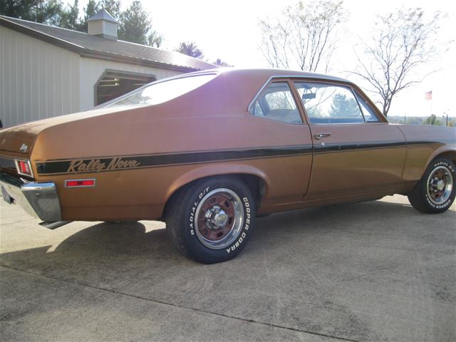1972 Chevrolet Nova For Sale Louisville, Kentucky