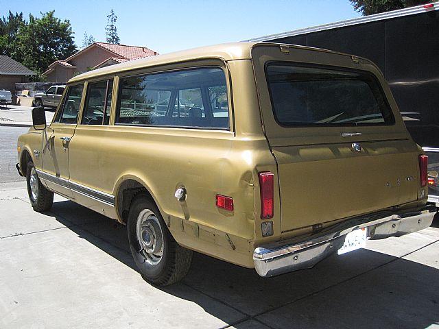1960 1970 chevy van for sale