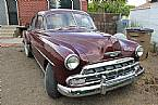 1952 Chevrolet Style Liner Picture 2