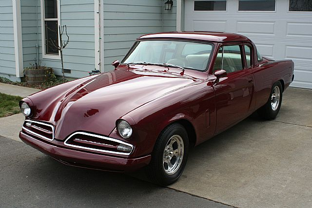 1953 studebaker commander for sale napa california - 1953 studebaker champion starlight coupe ...