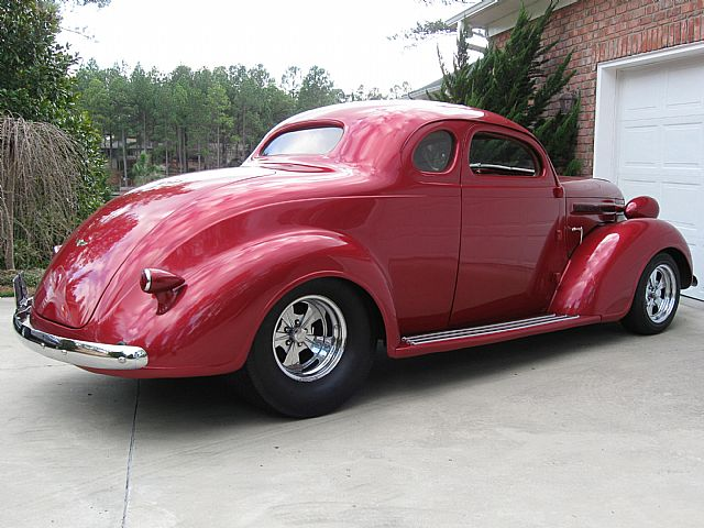 1937 Dodge Coupe For Sale Whispering Pines, North Carolina