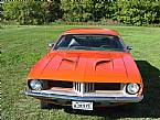 1973 Plymouth Cuda Picture 2