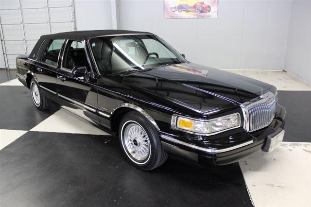 1996 Lincoln Town Car For Sale Lillington North Carolina