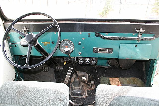 1966 Jeep CJ5 For Sale Conifer, Colorado