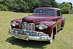1947 Lincoln Continental Picture 2