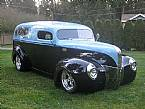 1941 Ford Sedan Delivery Picture 2