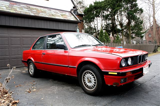 1989 bmw 325i for sale toledo ohio. Black Bedroom Furniture Sets. Home Design Ideas
