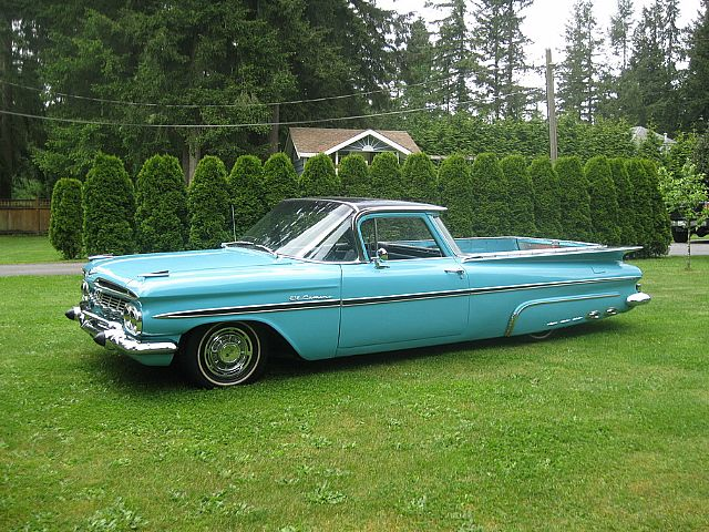 browse cars for sale 1959 el camino for sale autos post. Black Bedroom Furniture Sets. Home Design Ideas