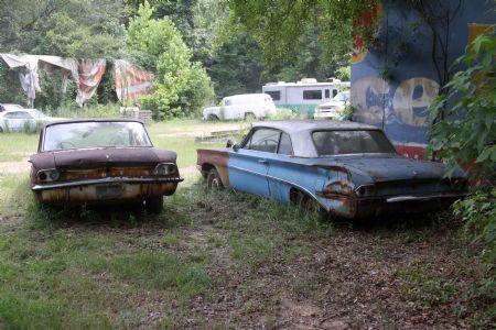 1961 Oldsmobile Cutlass For Sale Moundville, Alabama