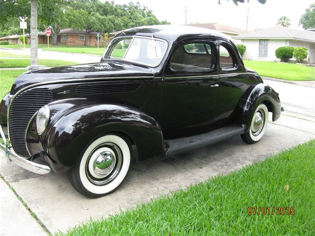 1938 ford deluxe coupe for sale san antonio texas for 1938 ford deluxe 2 door sedan
