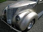 1937 Ford Bustle Back Sedan Picture 2