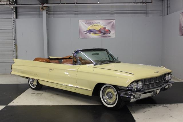 1962 cadillac series 62 for sale lillington north carolina. Black Bedroom Furniture Sets. Home Design Ideas