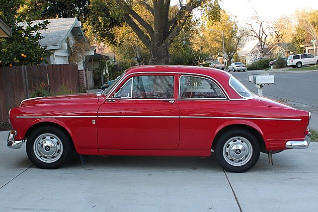 1968 Volvo 122S For Sale Davis, California